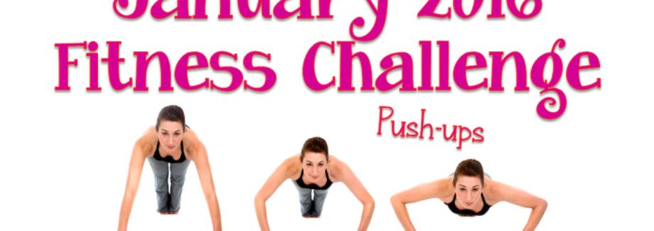 January 2016 Fitness Challenge