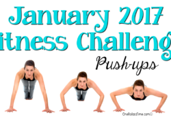 January 2017 Fitness Challenge: Push-ups