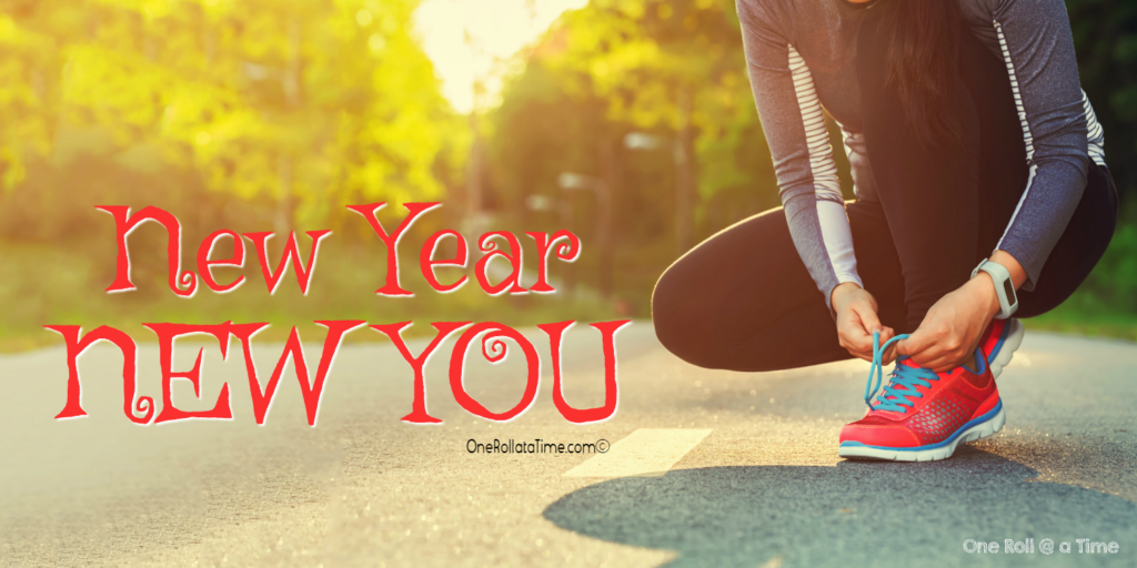 New Year - New You It's time to get serious about your health.